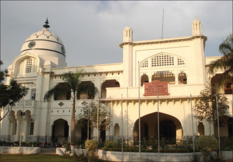 Figure 3: King Edward Medical College, Lahore (established in 1860)